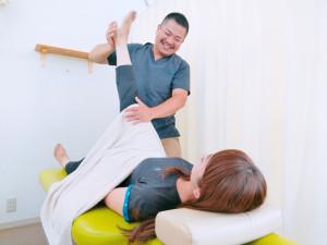 腰の施術 (6)2