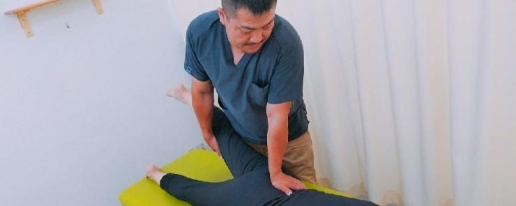 骨盤周りの施術 (5)