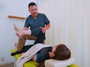 膝の施術 (5)
